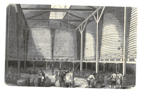 Great vats of Barclay Perkins
